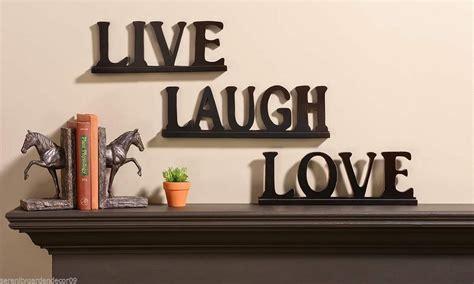 Live Laugh Home Decor by 20 Photos Live Laugh Metal Wall Decor Wall Ideas