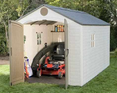 15 by 15 shed lifetime 8 x 15 storage shed just 1 299 99 shipped