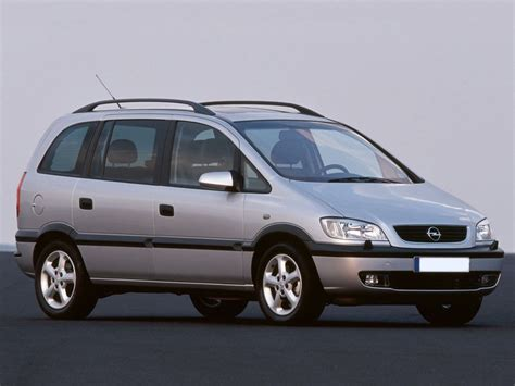 Opel Zafira Specs by Opel Zafira 2 0 1999 Auto Images And Specification