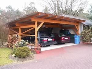 Carport Dach Decken : carport mit trapezblech eindeckung ~ Michelbontemps.com Haus und Dekorationen