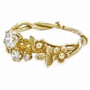 unusual engagement ring ideas different and With unconventional wedding rings