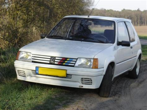 peugeot 205 rally 1991 peugeot 205 rallye related infomation specifications