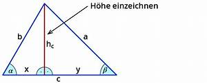Rechten Winkel Berechnen : in beliebigen dreiecken rechnen mit sinus kosinus und tangens ~ A.2002-acura-tl-radio.info Haus und Dekorationen