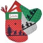 Chaussette De Noel Personnalisée : chaussettes de noel enfant personnalis es d coration ~ Melissatoandfro.com Idées de Décoration