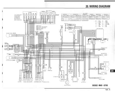 cb400 wiring diagram my wiring diagram