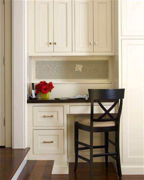 small kitchen desk ideas neat tidy kitchen desk office nook ideas pinterest