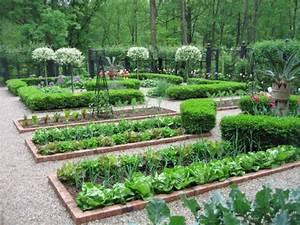 Gemüsegarten Anlegen Beispiele : gartengestaltung beispiele 24 tolle tipps f r den garten ~ Lizthompson.info Haus und Dekorationen
