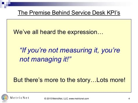 service desk key performance indicators past and present 25 years of service desk kpis