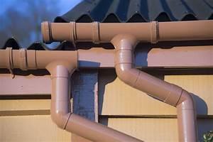 Rooftop Drainage Rain Gutter Drain Repair In San Diego