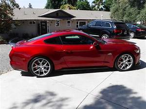 6th gen Ruby Red 2017 Ford Mustang GT Premium 730 HP For Sale - MustangCarPlace