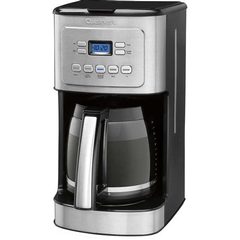 It's a really a question of the fine details. New CUISINART BREW CENTRAL 14 CUP PROGRAMMABLE COFFEEMAKER w/ Brew Strength 5200 | eBay