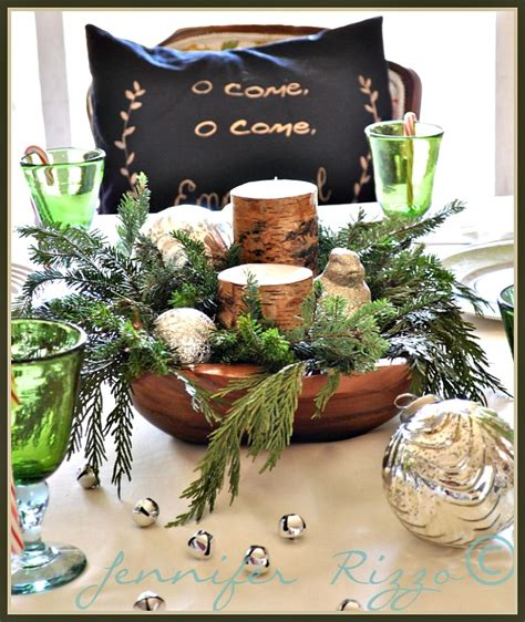 18 christmas centerpieces for dining room tables 35