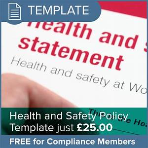 Hse Health And Safety Policy Template Health Safety Archives OSGO The Podiatry Membership Organisation