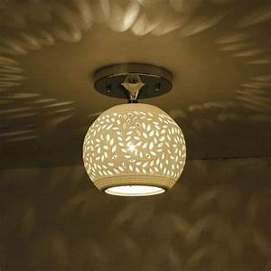 Modern brief balcony lights chinese style ceiling light