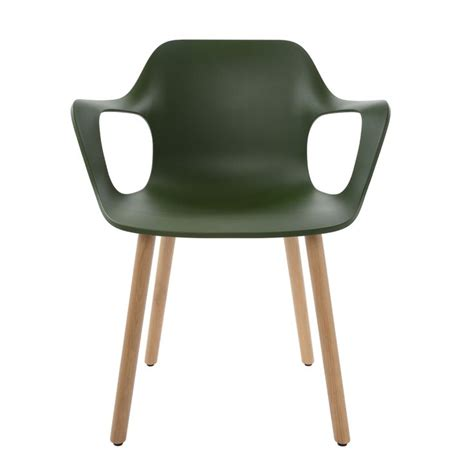 oak chairs for vitra hal armchair in oak and chairs chairs 3565