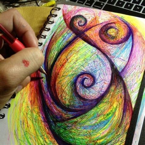 colorful things to draw cool drawing series draw something