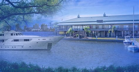 Houseboat New Orleans by Pontchartrain Landing A Secure New Orleans Waterfront Rv
