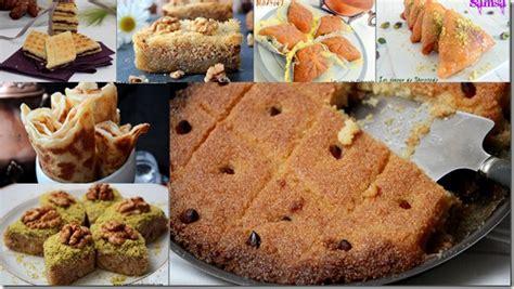 recette de cuisine quiche au poulet gâteaux algériens et pâtisseries au miel pour ramadan 2015