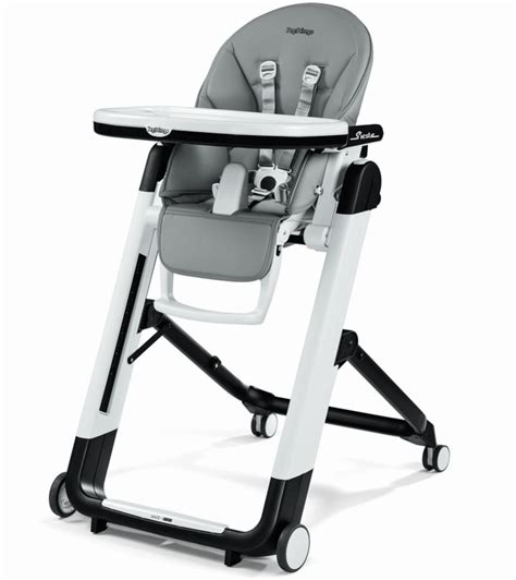 Peg Perego Tatamia High Chair by Peg Perego Siesta High Chair Grey