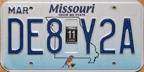 California Licence Plate Search by Free Missouri License Plate Lookup Free Vehicle History