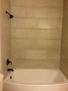 Leonia Silver Tile From Lowes Kohler Expanse Curved Tub