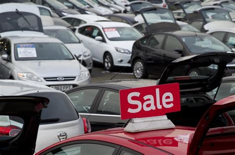 Used car market steady in second quarter of 2017, amended ...