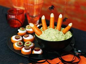 Party Snacks Vegetarisch : gesunde halloween snacks eat smarter ~ Eleganceandgraceweddings.com Haus und Dekorationen