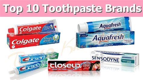 Best Toothpaste Top 10 Best Toothpaste Brands For Sensitive Teeth