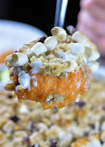 Sweet Potato Casserole Recipe - OMG Chocolate Desserts