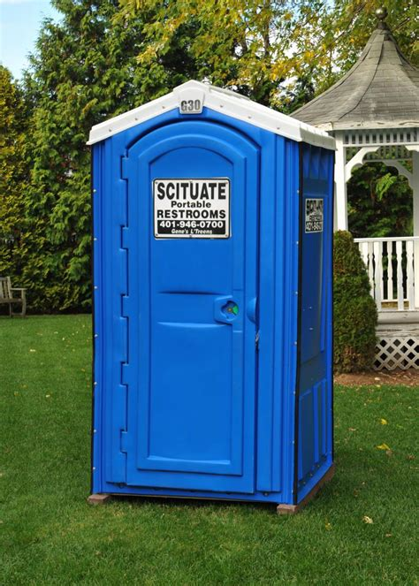 portable restroom rentals scituate companies