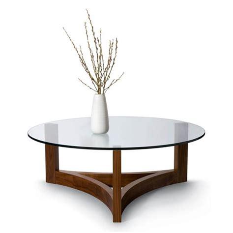Goplus tempered glass oval side coffee table shelf chrome base living room clear black modern coffee table hw54317. 10 Best Round Glass Top Coffee Table with Wood Base