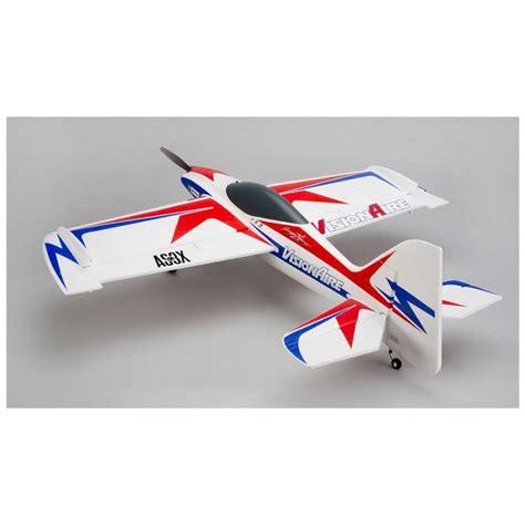 avion de voltige visionair bnf parkzone pkz6580 dispo chez futurheli