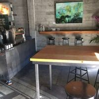 Also, the portola/bayview district tends to be generally sunnier than other parts of san francisco, so its a nice place to just hang out. Four Barrel Coffee - Portola - 18 tips