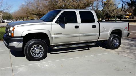 Purchase Used 2007 Chevrolet Silverado 2500hd 4x4 In San