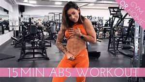 15 Min Abs Workout