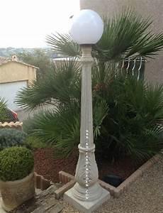 Lampadaire De Jardin : lampadaire de jardin en pierre paris a au jardin d 39 eden ~ Teatrodelosmanantiales.com Idées de Décoration