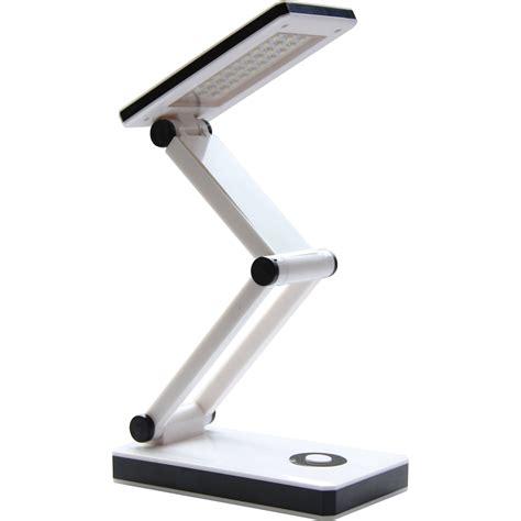 portable led desk l arriba cases ap30 led portable desk l ap30 b h photo video