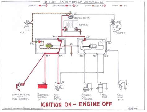 Vanagon Wiring Diagram Ingition Module by Thesamba Bay Window View Topic Fuel