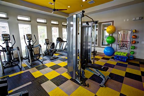 Multifamily Fitness Center Trends - HPA Design Group