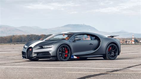 A bugatti chiron, the brand's basic model, costs about $3 million. Bugatti Chiron Special Edition - Now in Pictures - CarWale