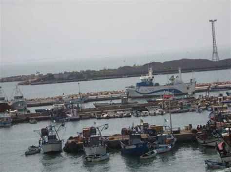 Algérie la durée du repos biologique pour la pêche sera