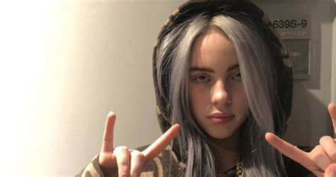 Billie Eilish Drops 'when The Party's Over'