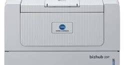 We are providing drivers database dedicated to support computer hardware and other devices. Konica Minolta Bizhub 20p Driver Windows 7/8/10 - Download Printer Driver