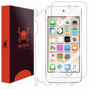 Skinomi TechSkin - Apple iPod Touch Skin Protector (6th ...