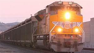 MASSIVE FREIGHT TRAINS !!! - YouTube