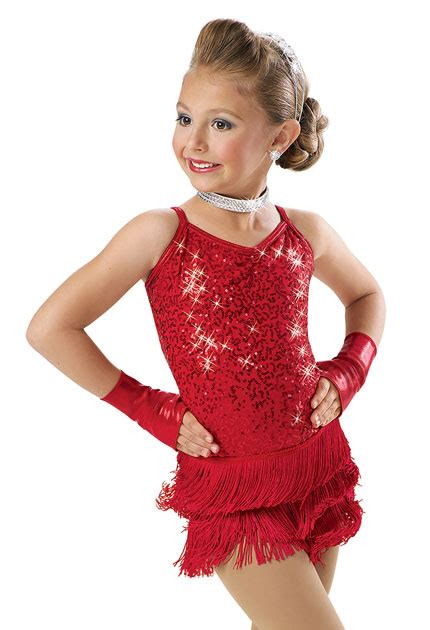 Divas Dance Studio Pre Show Costumes