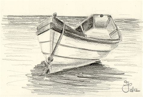 House Boat Drawing by Boat Pencil Sketch Gallery Pencil Sketches Of Boats