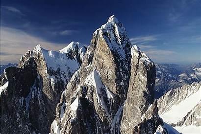 Mountains Columbia British Highest Mount Waddington Tallest