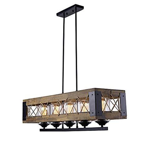 solid wood kitchen island cart laluz wood kitchen island lighting 5 light pendant