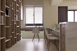 Home Office : a home office design that will make you feel more enthusiastic to work midcityeast ~ Watch28wear.com Haus und Dekorationen